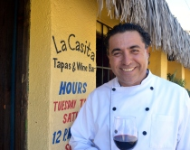 Chef Sergio of La Casita