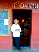 Chef Dany of SantoVinoChef Dany of SantoVino